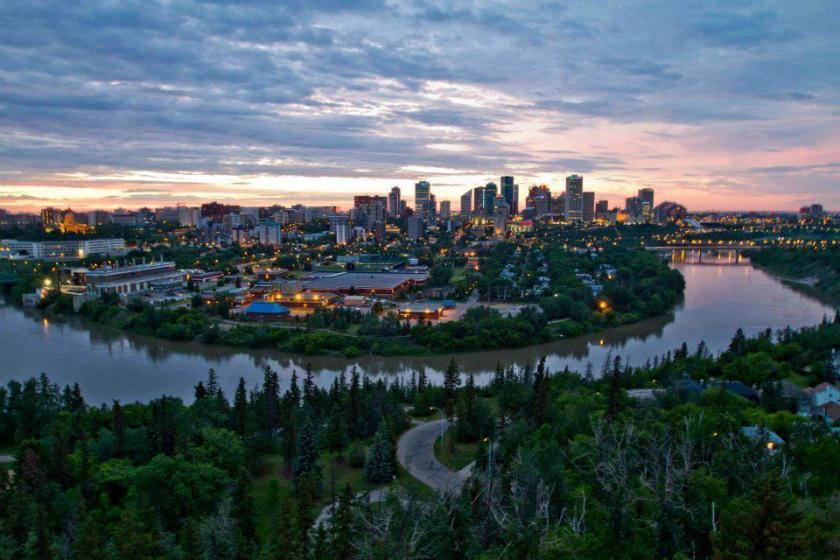 Edmonton, Alberta 1
