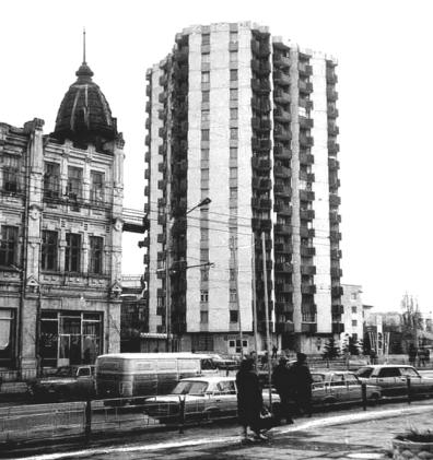 Grozny Chechnya 4