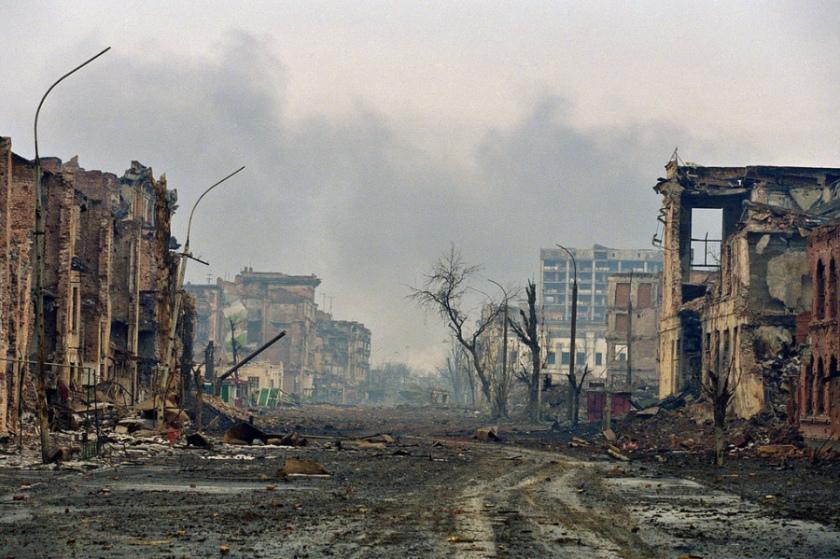 Grozny Chechnya 7