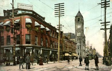 Hamilton, Ontario - James Street