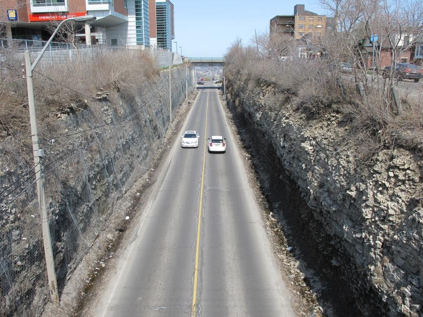 Hamilton, Ontario - Niagara Escarpment