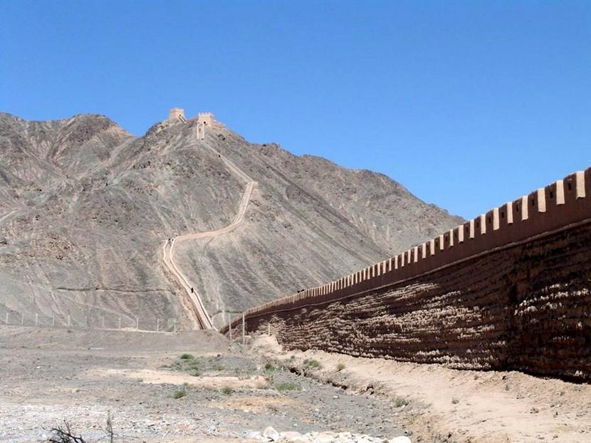 Jaiyu Pass - Great Wall