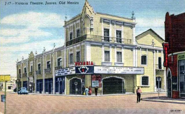 Juarez Movie Theater