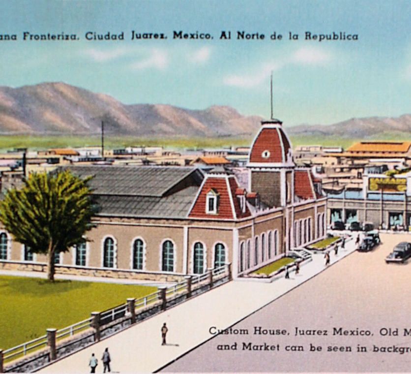 Juarez - Old Customs House