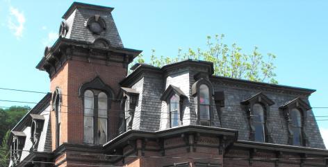 Montpelier, Vermont - historic building A