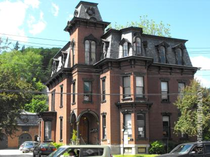 Montpelier, Vermont - historic building