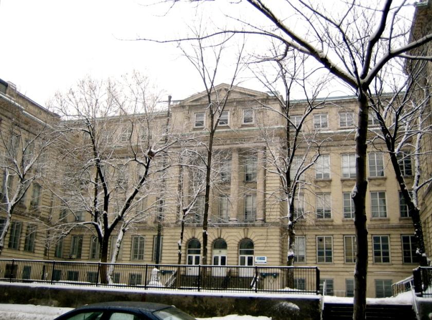 Montreal - Fine Arts Core Education School