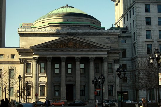 Montreal - old-bank-of-montreal