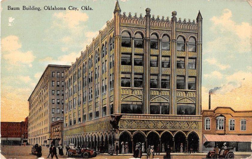 OKC - Baum Building
