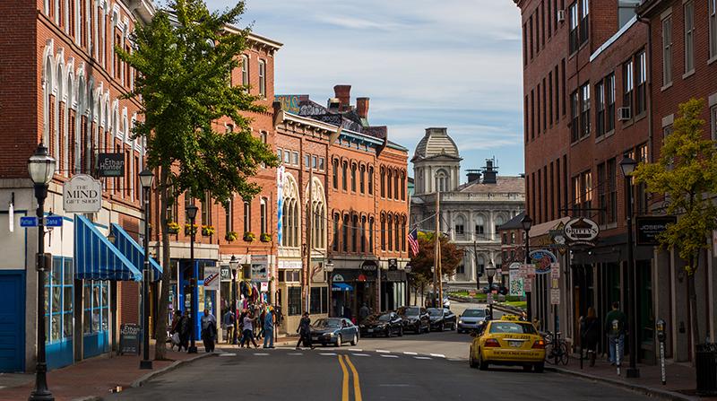 Portland, Maine - Street View