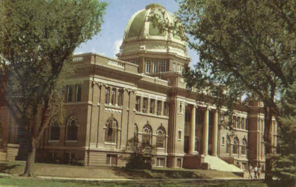 Chaves County Court House Roswell, NM