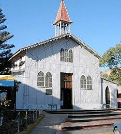 Santa Rosalia - Iglesia de Santa Barbara