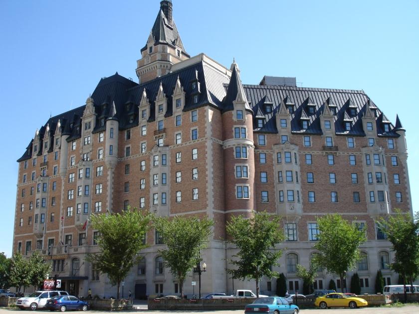 Saskatoon Delta Bessborough Hotel