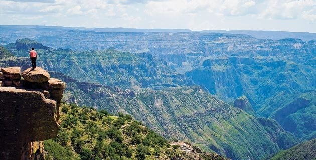 Sierra Madre Occidental - Copper Canyon2