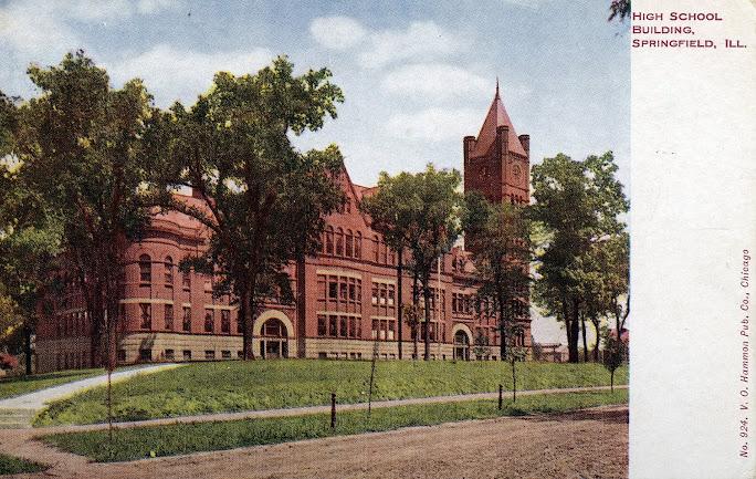 Springfield, Illinois - High School
