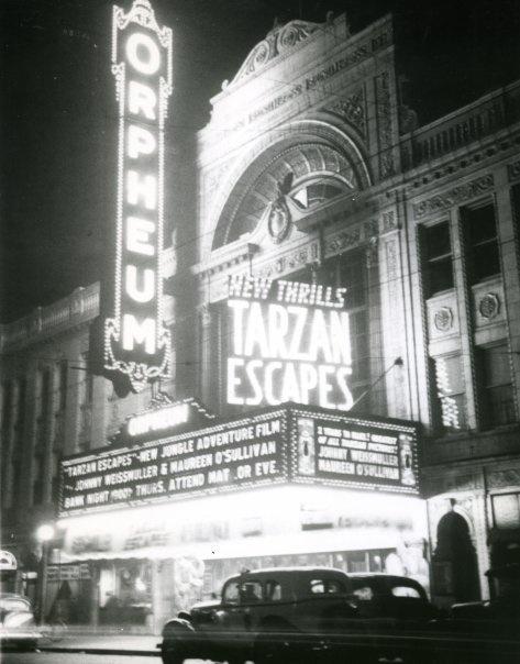 Springfield, Illinois - Orpheum Theater