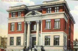 Thunder Bay - Museum