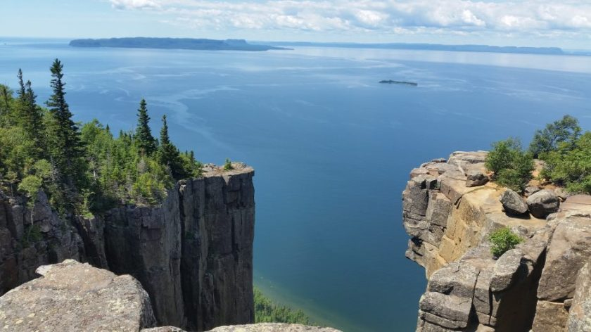Thunder Bay Ontario - Sleeping Giant