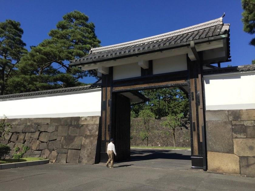 Tokyo - Sakuradamon Gate of Edo Castle