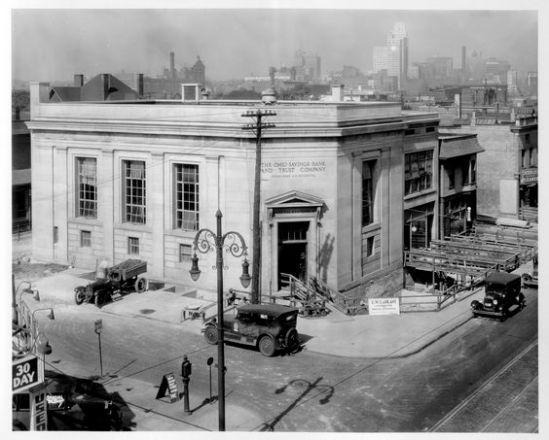 Toledo,Ohio - Ohio Savings Bank and Trust