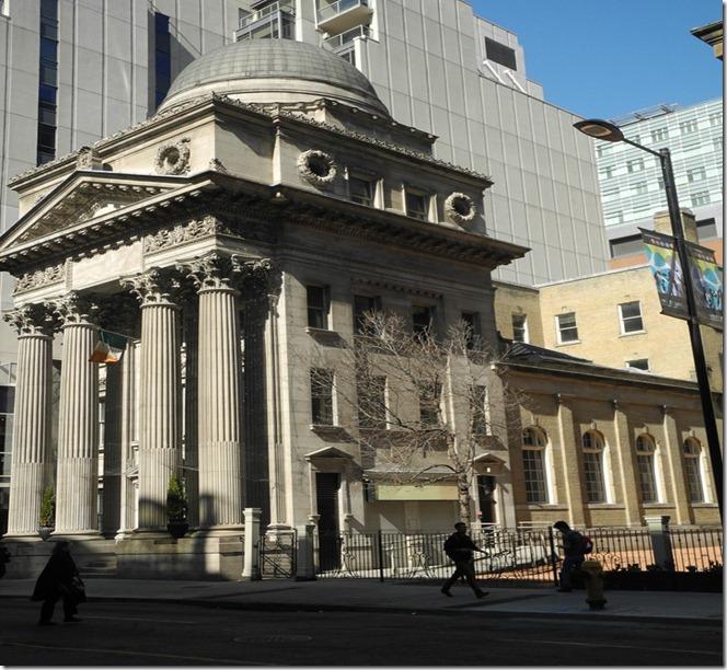Toronto - Old Bank of Toronto