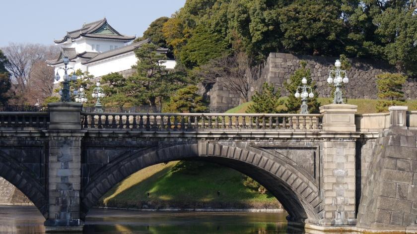 Toyko - Edo Palace Street View