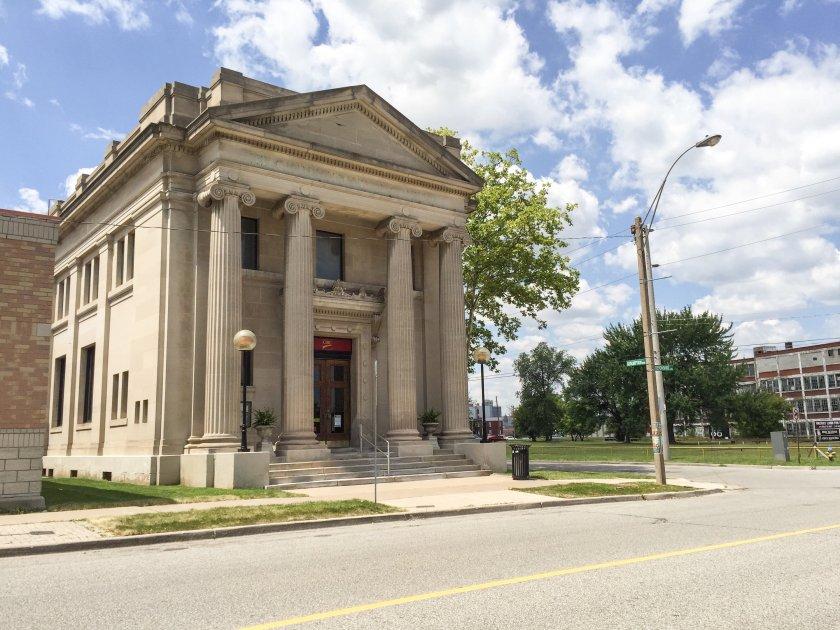 Windsor, Ontario - Historic Walkerville Bank