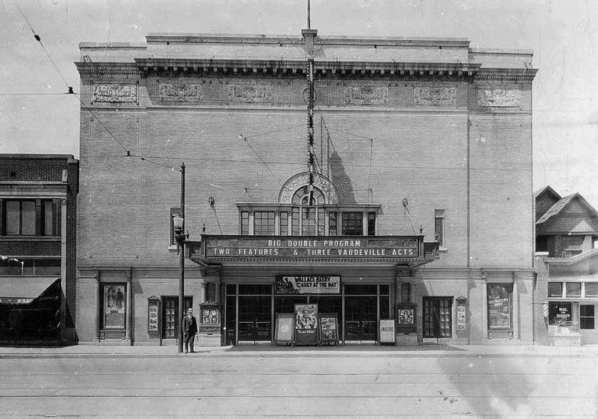 Windsor, Ontario - Walkerville Theater