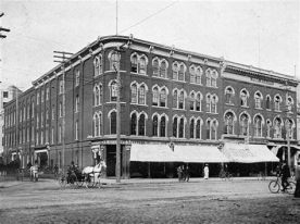 Winnipeg - Ashdown Building