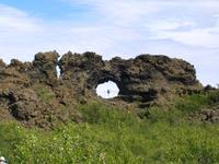 Akureyri - dimmoborgir