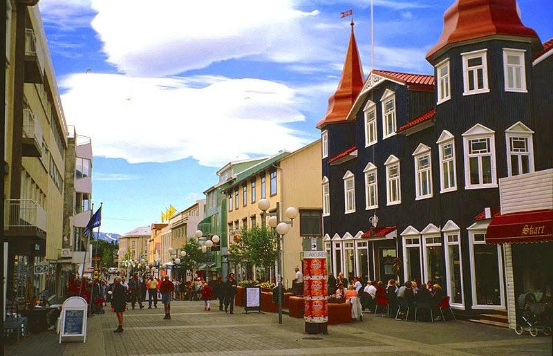 Akureyri, Iceland 1