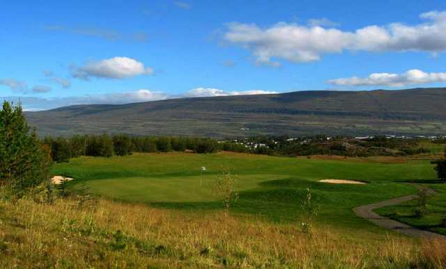 Akureyri - Northernmost Golf Course