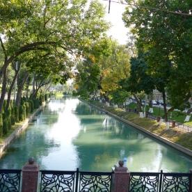 Ankhor Canal - Tashkent, Uzbekhistan