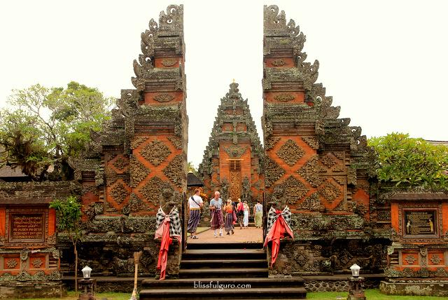 Bali - Hindu Temple