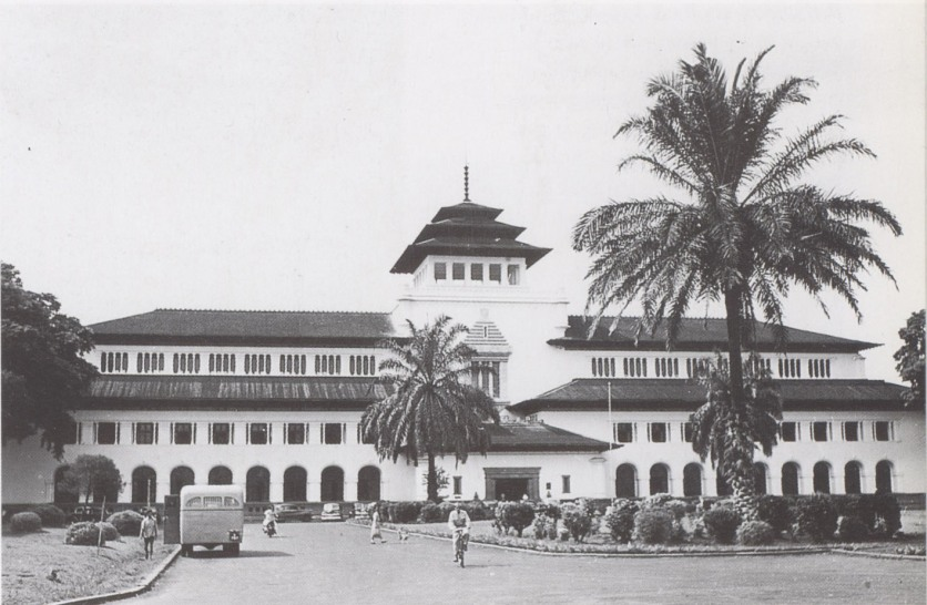 Bandung, Indonesia - historic picture 2