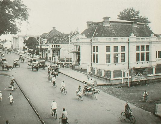 Bandung, Indonesia - historic picture 3