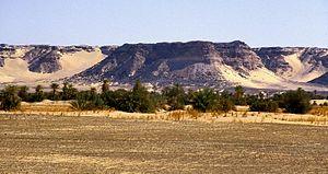 Bilma - Kaouar Escarpment