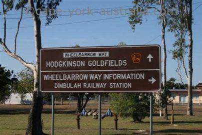 Cairns - Hodgkinson Goldfields 1