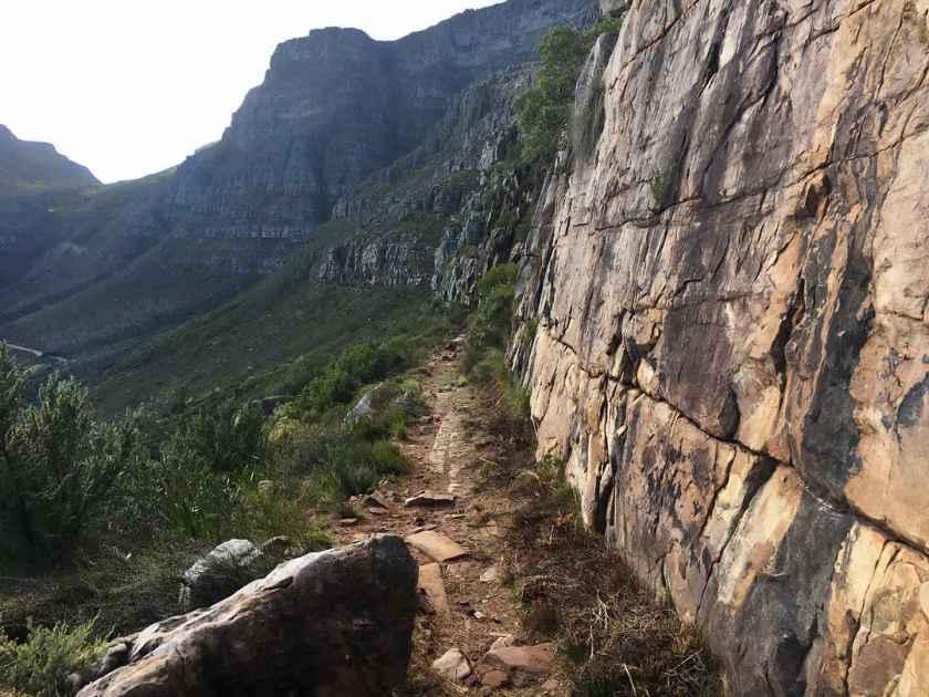 Cape Town - Table Mountain Platteklip Gorge 2