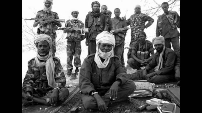 Chad Civil War