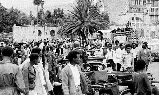 Ethiopia - Civil War