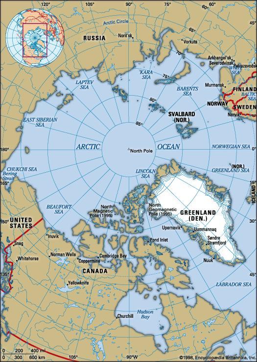 Greenland and Circumpolar North