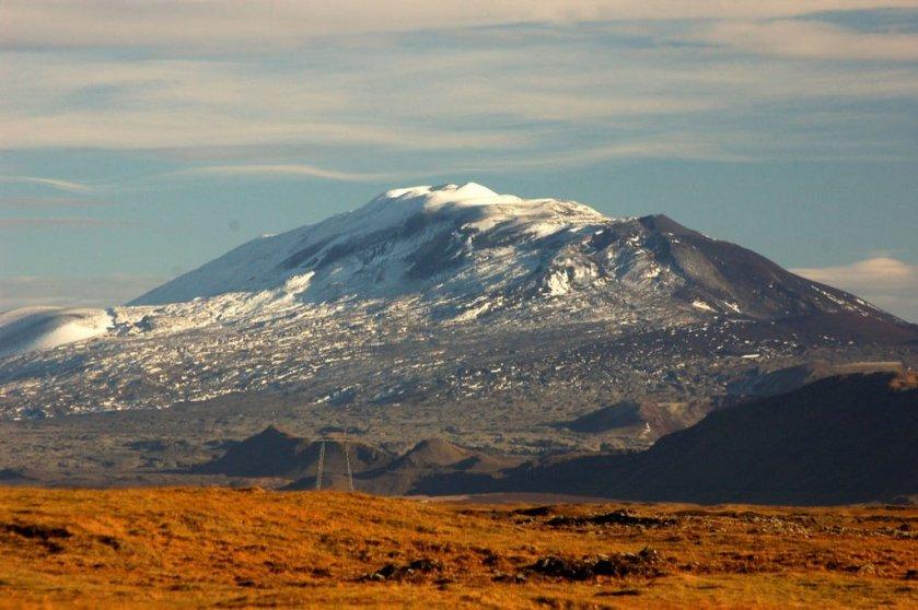 Hekla, Iceland - Volcano