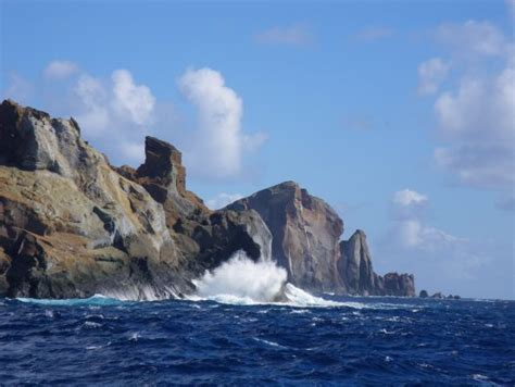 Kermadec Islands - Curtis Island