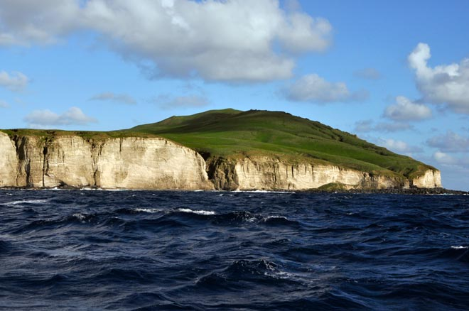 Kermadec Islands - Macauley Island