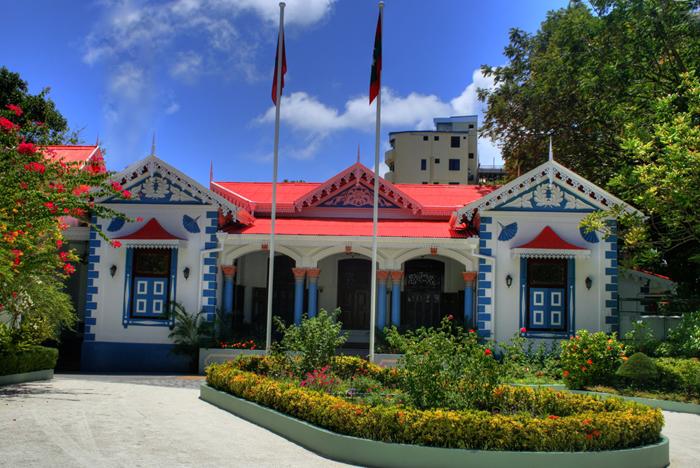 Maldives - Mulee'aage
