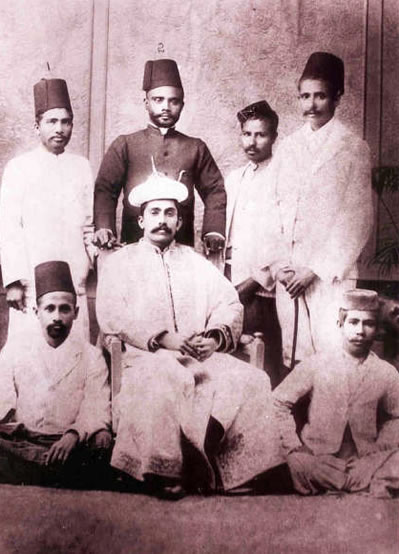 Maldives Sultan Mohamed Imaduddine VI Iskander
