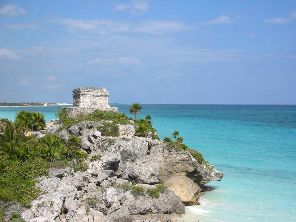 Merida, Mexico - Tulum Ruins 1