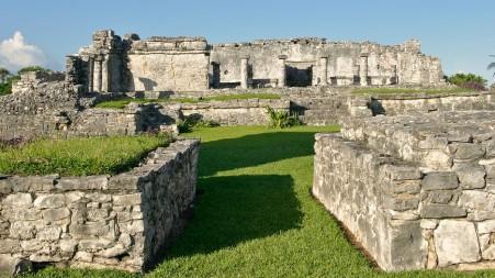 Merida, Mexico - Tulum Ruins 2