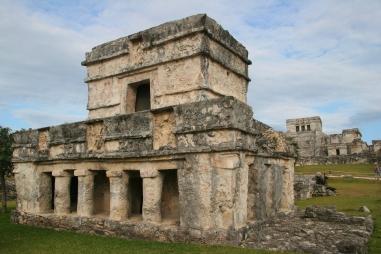 Merida, Mexico - Tulum Ruins 3
